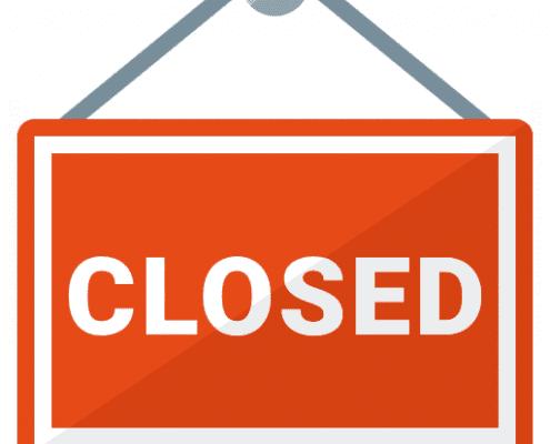 signboard_closed